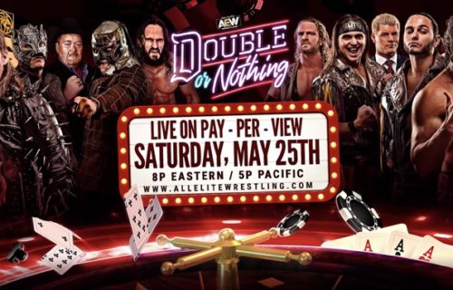 Round-up: AEW Double or Nothing Results (25/05/2019)