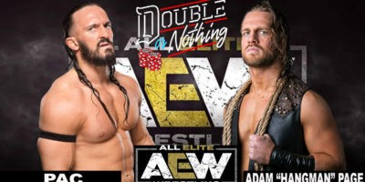 Adam Page PAC Double or Nothing AEW