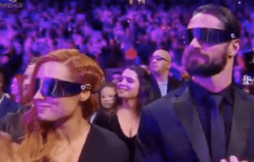 Becky Lynch seemingly confirms relationship with Seth Rollins