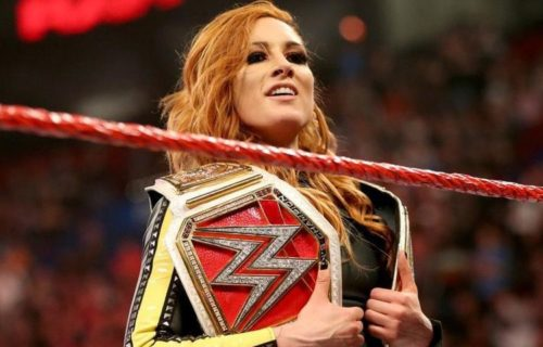 Becky Lynch hints that her feud with Shayna Baszler is not over