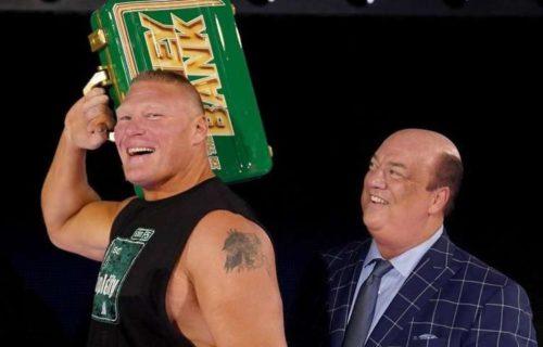 Sean Waltman compares Brock Lesnar's MITB win to ruining the Mona Lisa