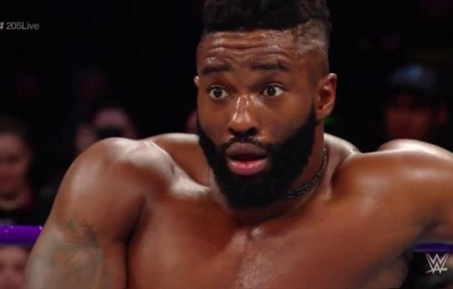 Cedric Alexander proclaims himself WWE Main Event Champion