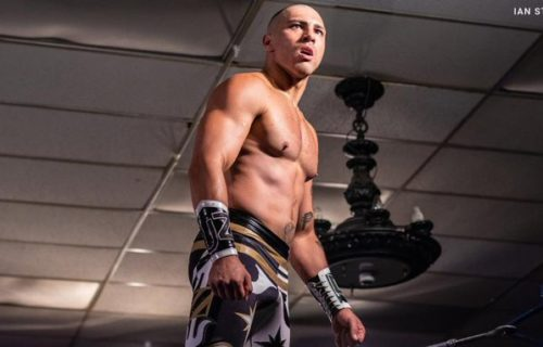 WWE announces signing of former X-Division Champion