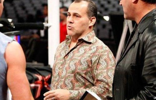 Dean Malenko signs with AEW as a coach and producer