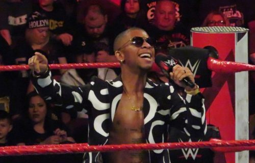WWE might be doing a 'hard reset' on Lio Rush