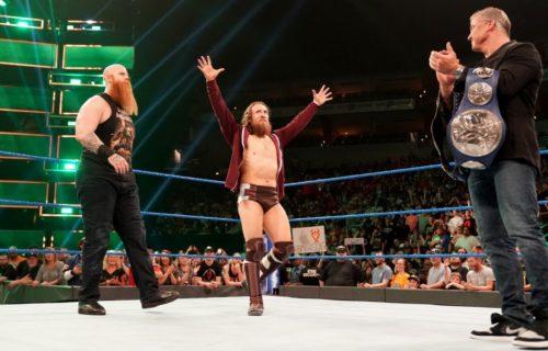 Daniel Bryan and Rowan win SmackDown Tag Team Championships