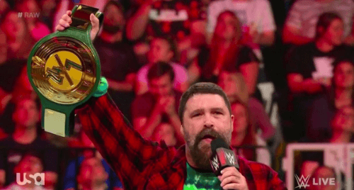 """Mick Foley unveils the """"24/7"""" Championship on RAW"""