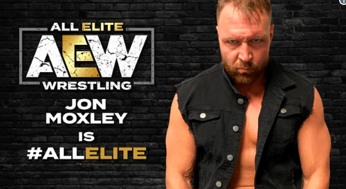 Jon Moxley reportedly signed a multi-year contract with AEW