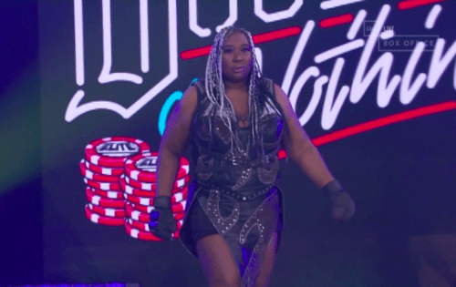 Awesome Kong makes her AEW debut at Double or Nothing