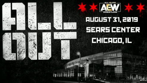 "AEW announces ""ALL OUT"" pay-per-view coming up this August"