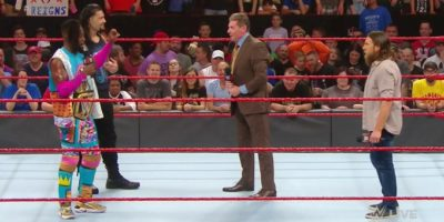 Vince McMahon Monday Night Raw
