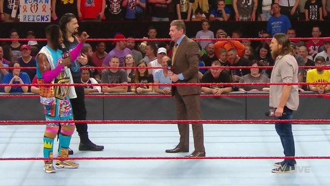 Vince McMahon Monday Night Raw