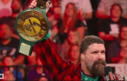Possible plans for WWE 24/7 Title