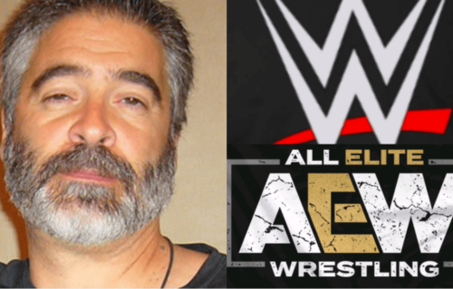 Vince Russo says WWE and AEW are 'in bed together'