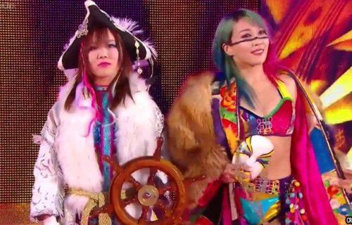 Asuka & Kairi Sane tag team now has official name