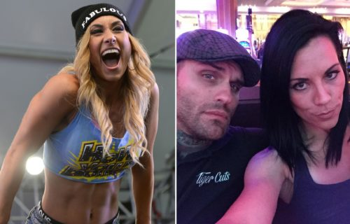 Carmella responds to accusations she broke up Corey Graves' marriage