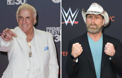 Ric Flair offers apology to Shawn Michaels