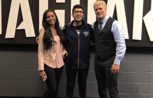 AEW's Double or Nothing estimated buy rate could beat significant record