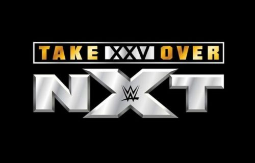 Huge title match might be set for TakeOver: XXV
