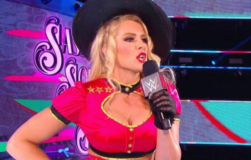 Lacey Evans 'Baby Bump' Photo At Beach Revealed