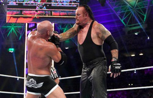 Roman Reigns defends Goldberg Vs The Undertaker match