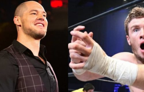 After Seth Rollins, Baron Corbin engages in Twitter banter with Will Ospreay