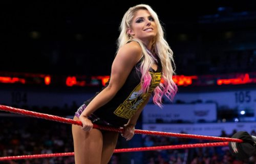 Report: WWE apparently concerned regarding Alexa Bliss' in-ring career