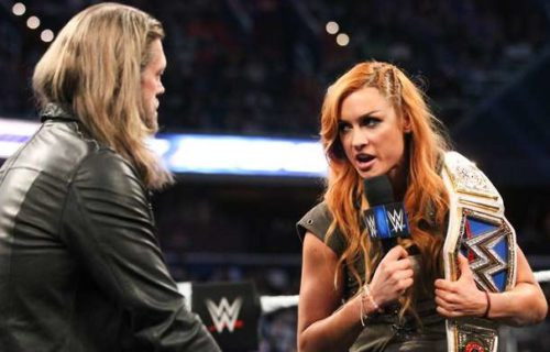 Becky Lynch continues her Twitter feud with Edge & Beth Phoenix