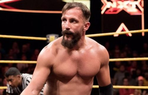 Bobby Fish's injury status after being removed from NXT match