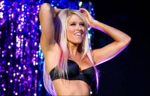 Kelly Kelly talks about Vince McMahon teaching her how to do striptease dance