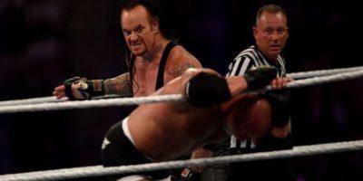 Goldberg The Undertaker WWE Super ShowDown