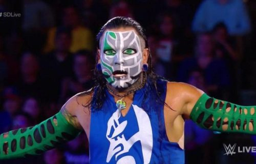 Jeff Hardy opens up about DWI arrest and more
