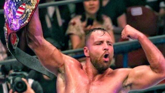 Jon Moxley IWGP US Champion