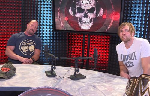 Steve Austin says Ambrose podcast haunted him for years