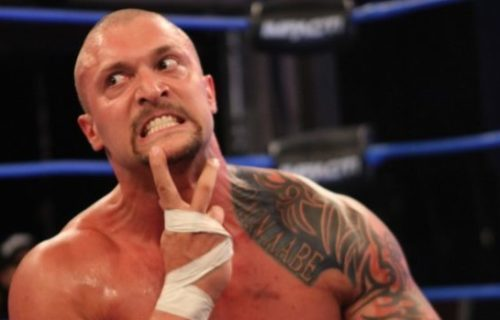 Impact Wrestling considering whether Killer Kross violated his contract