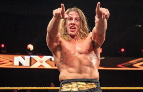 Matt Riddle claims Shane McMahon thanked him for not hitting Goldberg at SummerSlam last year