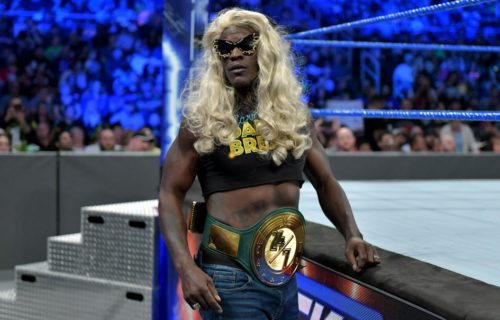 R-Truth calls Vince McMahon the godfather of entertainment