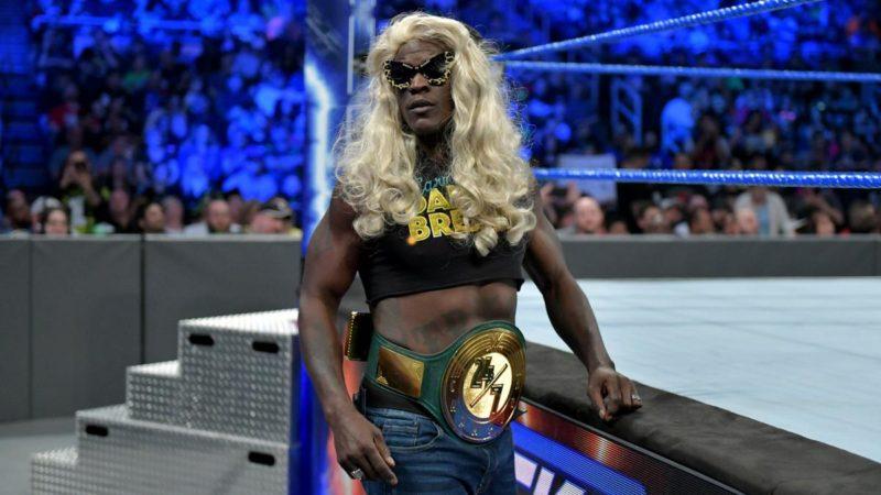 R-Truth WWE