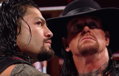 The Undertaker to team up with Roman Reigns for HUGE match at Extreme Rules