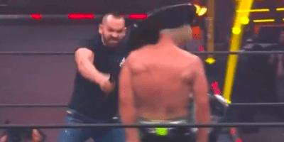 Shawn Spears Cody Rhodes AEW