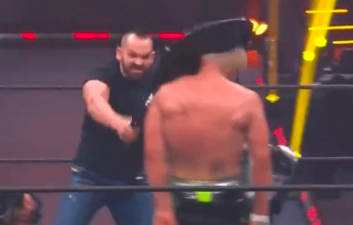 """Shawn Spears' chair shot attack on Cody Rhodes was supposed to be """"gimmicked"""""""