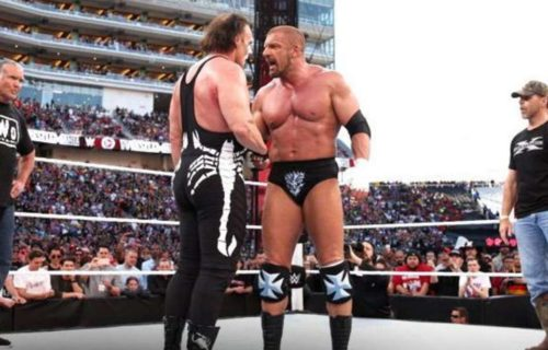 Triple H provides explanation as to why he defeated Sting at Wrestlemania