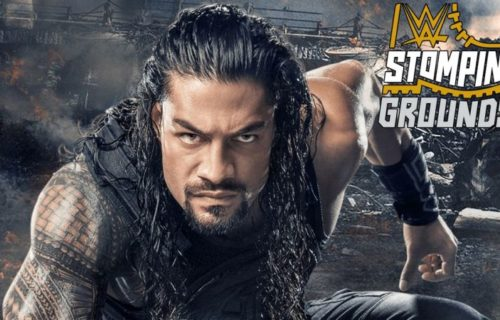WWE Stomping Grounds 2019 live coverage, match results