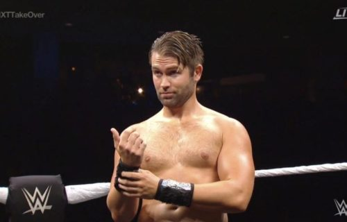 Possible reason for Tyler Breeze going back to NXT