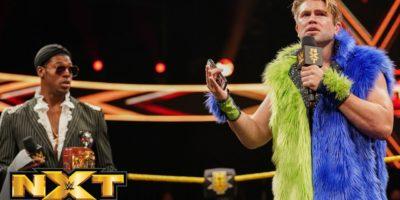 Tyler Breeze NXT