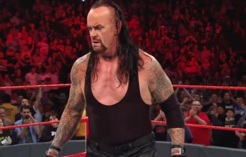 The Undertaker absent from Summerslam card
