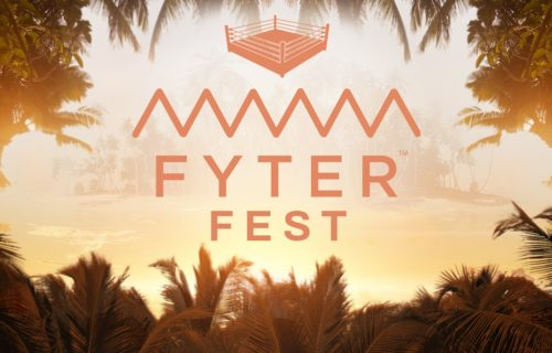 Stipulation added to singles match at AEW Fyter Fest