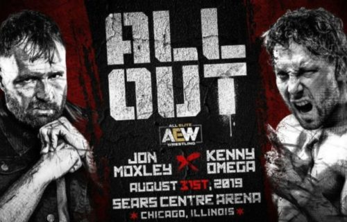 Jon Moxley vs Kenny Omega announced for All Out