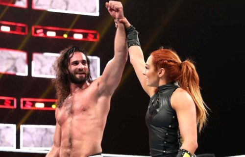 Becky Lynch on WWE focusing on her relationship with Seth Rollins