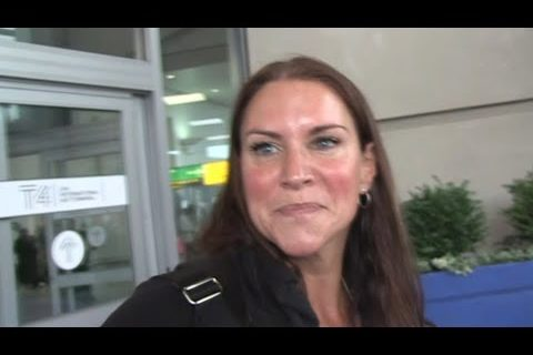 Stephanie McMahon answers question on AEW